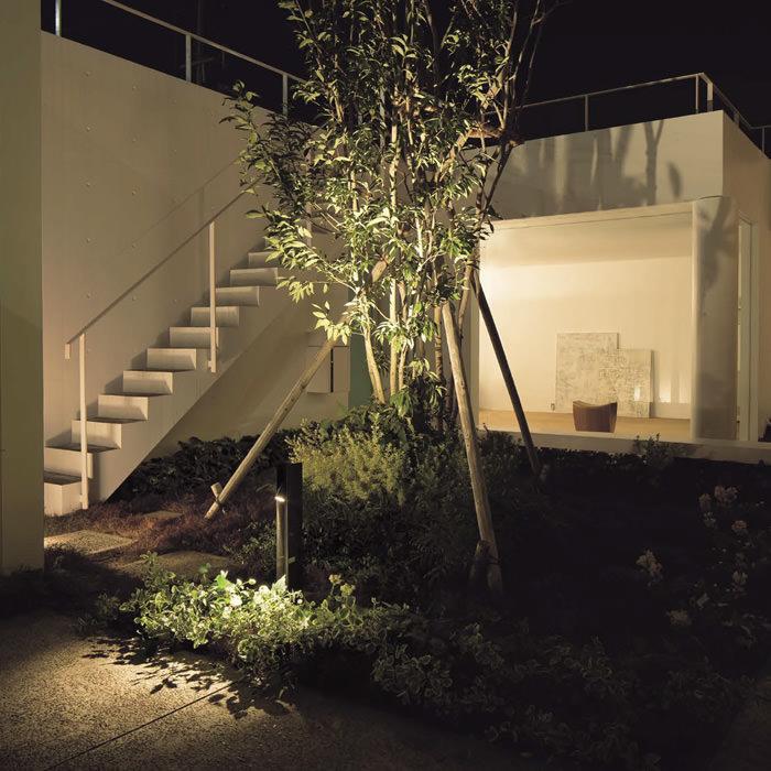 ガーデンライトで素敵なお家! エクステリア照明【マンション・戸建編】