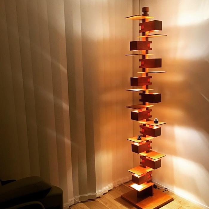 【生誕150周年】フランク・ロイド・ライトがデザインした光の姿