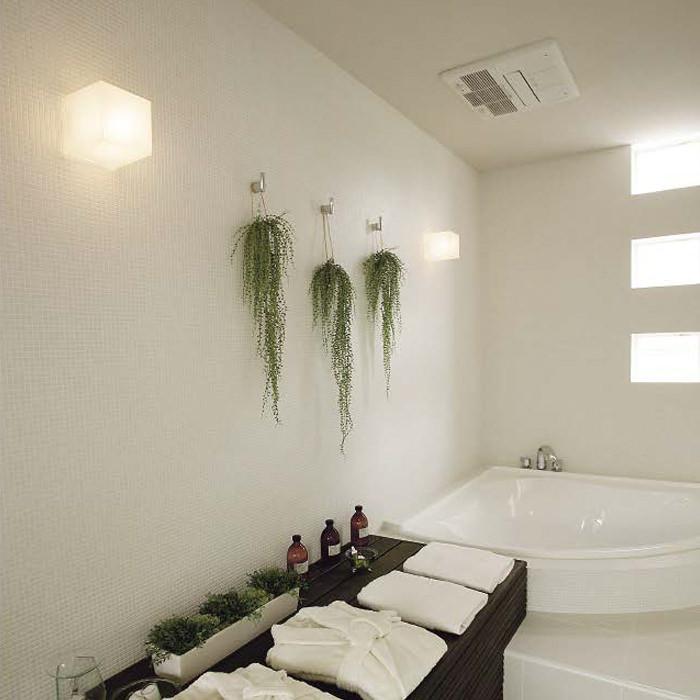 浴室に合ったおすすめの照明とは?