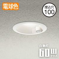 DAIKO トイレ用LEDダウンライト DDL-4497YW