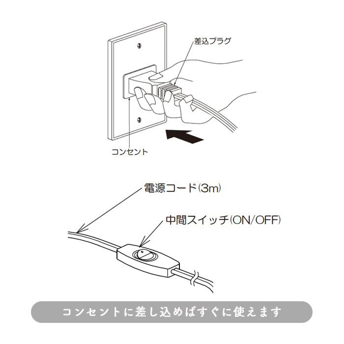 ダイコー フロアライト DST-37294