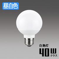 toshiba LDG4N-G/G70/40W LED電球 ボール電球形