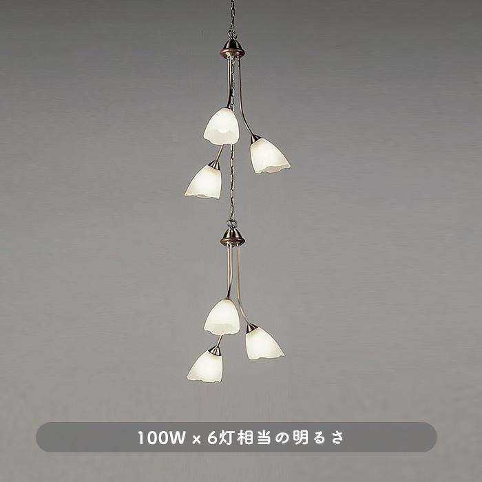 odelic シャンデリア OC079265LD LED