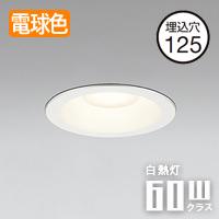 odelic LEDダウンライト OD261802 軒下専用 電球色