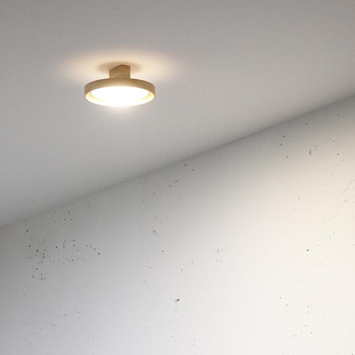 LEDシーリングライト・100W相当|ナチュラル 簡単取付