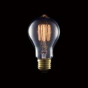 カーボン電球 E26/40W A19 BU-1159 アートワークスタジオ