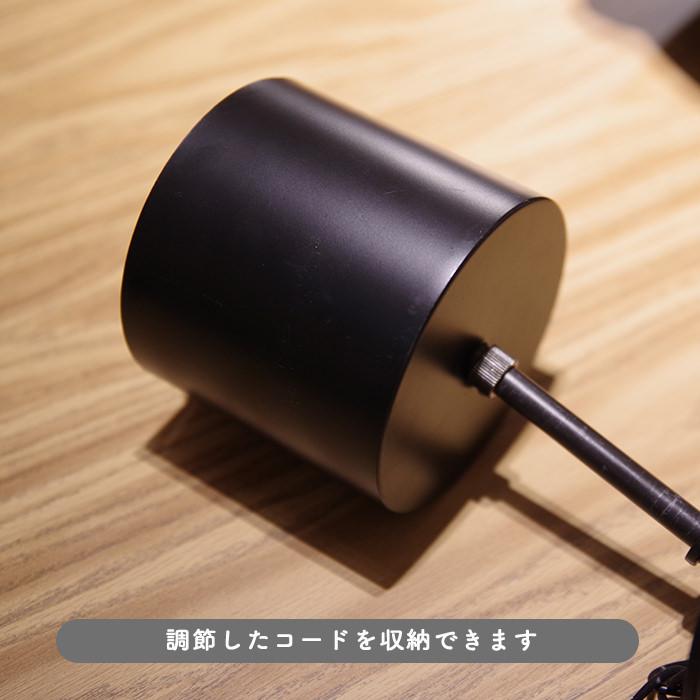 FACTORY LAMP ブラック