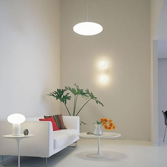 傾斜天井対応ペンダントライト LED調光調色 〜8畳 照明イメージ