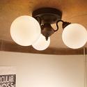 Retoro-ceiling lamp 3