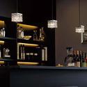 スワロフスキーエレメントのきらめき照明