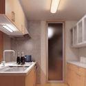 配線工事不要の簡単取付キッチンベースライト