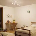 子ども部屋やリビングの照明にも人気のシーリングスポット