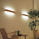LED 間接照明 ウッド調ブラケット ODELIC