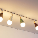 人気のアンティーク風スポットライトにLED電球が登場しました