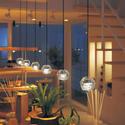 ダクトレール用 LEDガラスペンダント ODELIC