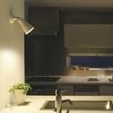 キッチン用 スイッチ付きLEDスポットライト