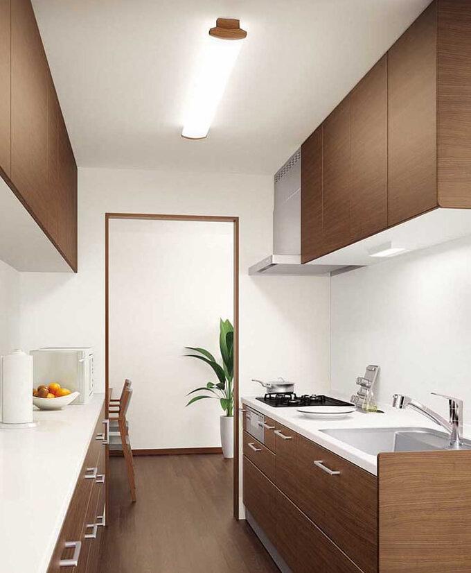 Bluetooth キッチンベースライト 8~10畳対応 (キッチン)