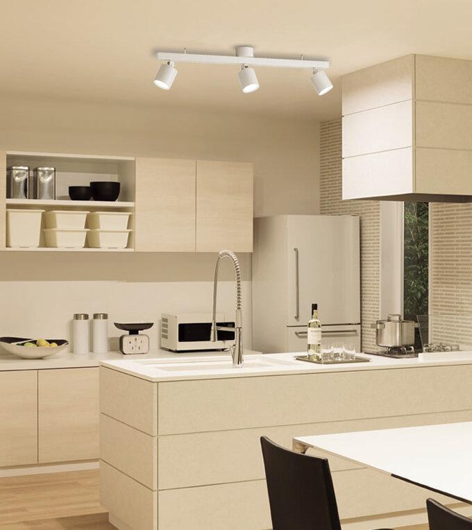 THREE-GRID 光色切替型 ~8畳対応 全3色 (キッチン)