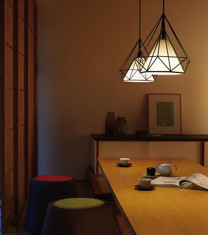 店舗照明に ZEN 和モダンペンダントライト (店舗照明)