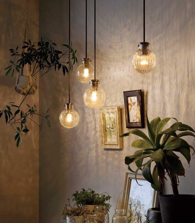 ヨーロピアン、アンティーク調におすすめのペンダント照明 (店舗照明)