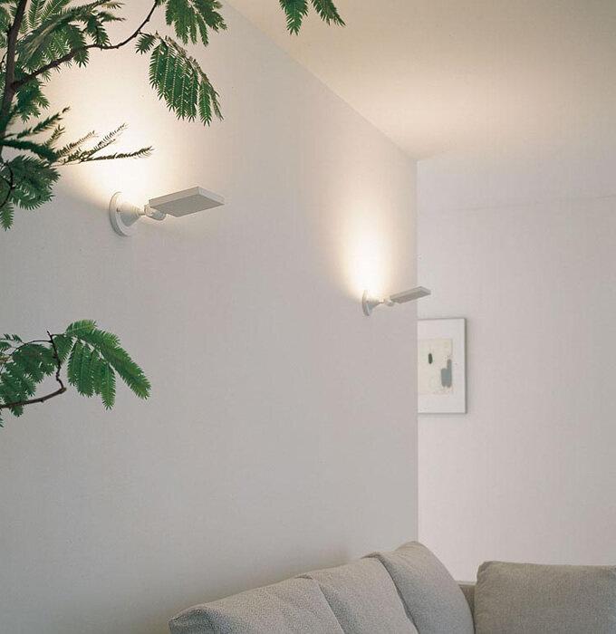 スクエアタイプLEDスポットライト (間接照明)