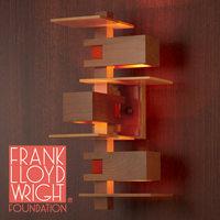 Frank Lloyd Wright(フランクロイドライト)TALIESIN 3 WALL SCONCE yamagiwa