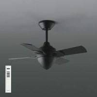 インテリアファン Φ700mm・リモコン付 | ブラック