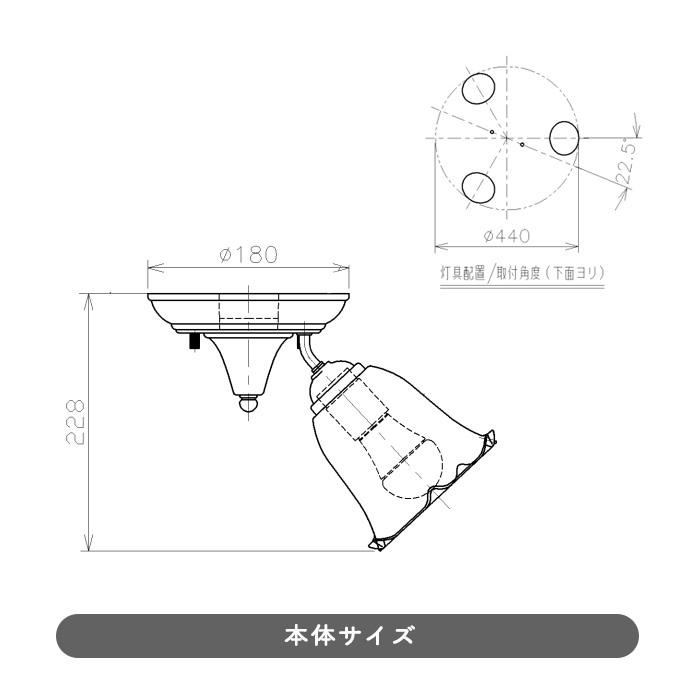 コイズミ AH39966L LEDシャンデリア FIORARE
