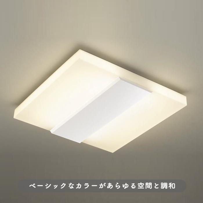 ダイコー THIN LEDシーリングライト DCL-38749Y ホワイト