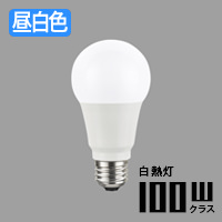 TOSHIBA LDA11N-G/100W LED電球 昼白色 一般普通球形