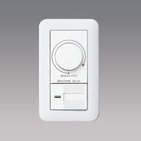 panasonic LED専用調光スイッチ WTC57523W+WTC7101W