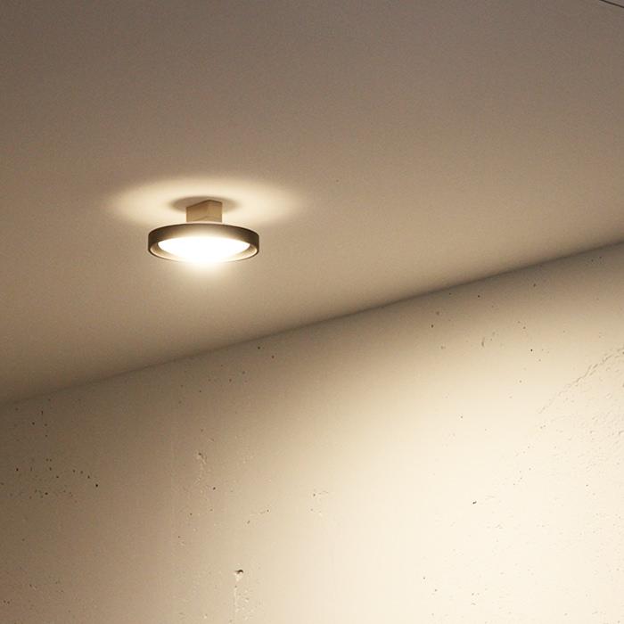 LEDシーリングライト・100W相当|ブラウン 簡単取付