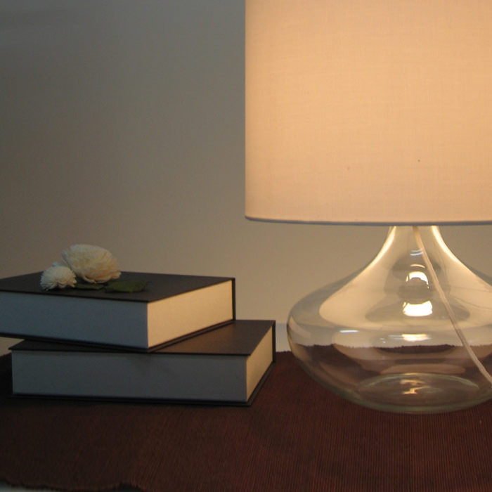 Acqua table-lamp ホワイト