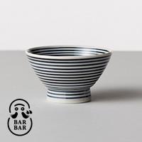 波佐見焼・藍駒 茶碗 小