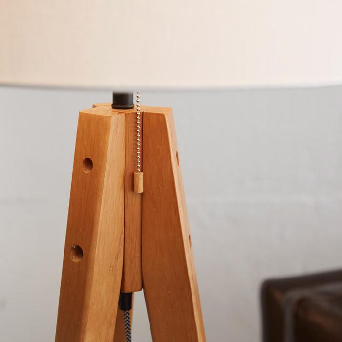 おしゃれなEspresso-floor lamp 全2色