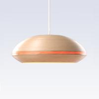 ブナコランプは天然のブナ材を使用して一点一点、職人の手により制作されたブナコの照明器具です ペンダントライト BL-P1724