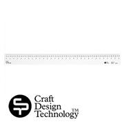 クラフトデザインテクノロジーの30cm定規