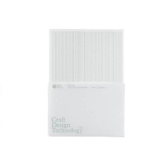 クラフトデザインテクノロジーのA5ノート