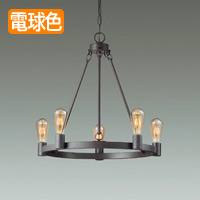 DAIKO DCH-40963Y LEDシャンデリアペンダント