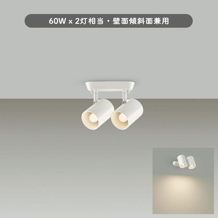 daiko DSL-4897YW 2灯形スポットライト