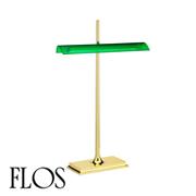 FLOS スタンドライト GOLDMAN ゴールド/グリーン