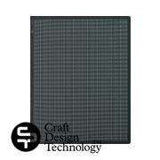 クラフトデザインテクノロジーのポケットファイル・純色