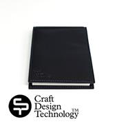 クラフトデザインテクノロジーのメモパッドセット ブラック
