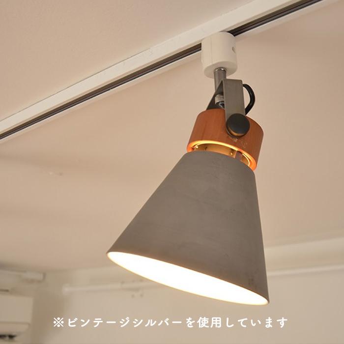 LEDスポットライト・60W相当 電球色 | SS2・ビンテージシルバー