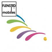 フローイングリズム レインボー | Flensted Mobiles 005W