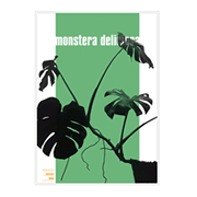 Monstera-GN-POSTER