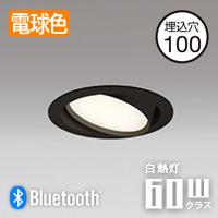 odelic LEDダウンライト OD361244BL ユニバーサルタイプ