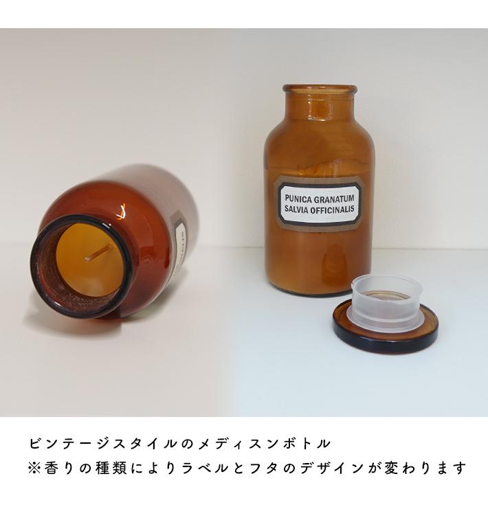 グリーンティ・APOTHECARY CANDLE