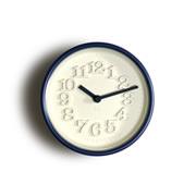 小さな時計 渡辺力 WR07-15BL Lemnos