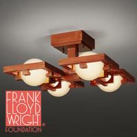 Frank Lloyd Wright(フランクロイドライト)「ROBIE 1 MINI CEILING(ロビー)」
